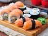 Tình trạng sushi bẩn ở Mỹ và Úc: 8 con giun bò trên một thớ cá, người ăn vào nhiễm sán dây dài tới 1,5m