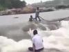 Đang tắm bỗng thấy nước suối dâng lên đột ngột, người đàn ông tử vong vì không chạy kịp