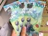 Cư dân mạng thi nhau khoe ảnh sở hữu tờ tiền 100 rúp phiên bản World Cup đến từ nước Nga