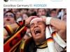 CĐV Đức dọa 'xử' Ozil, người Anh sướng như vô địch Worl Cup
