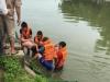 Sau khi nhậu 3 người xuống sông tắm cho mát, 1 người chết thương tâm