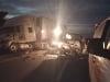 Tai nạn thảm khốc giữa xe rước dâu và container, chú rể và 12 người tử vong