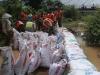 Chủ tịch UBND huyện Chương Mỹ, Hà Nội: Nước bắt đầu rút, đê sông Bùi đã an toàn