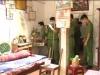 Hiện trường đầy ám ảnh vụ con trai nghi sát hại cha mẹ già và cháu ruột ở Vĩnh Long
