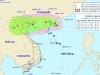 Tin bão số 4 mới nhất: Tâm bão nằm trên vùng biển Quảng Ninh - Nam Định