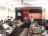 Họp báo thông tin chính thức về vụ  nổ súng bắn chết 2 vợ chồng rồi tự sát ở Điện Biên