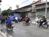 Xe khách Việt Thắng bốc cháy dữ dội giữa trưa, cả khu phố náo loạn ở Sài Gòn