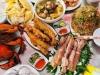 Có người khoe cỗ cưới quê với 11 món sang chảnh, bóc hải sản mỏi tay chỉ 1,8 triệu, dân tình đoán trúng phóc quê hương