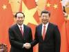 Ông Tập Cận Bình: Chủ tịch nước Trần Đại Quang là nhà lãnh đạo xuất chúng