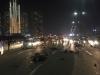 Lấn làn trên cầu Sài Gòn, đôi nam nữ tông đuôi xe tải tử vong tại chỗ