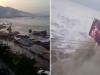 Khoảnh khắc sóng thần 6m 'nuốt chửng' nhà cửa, ô tô ở Indonesia