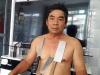 Chuyện lạ có thật: Người đàn ông ở Tiền Giang có khả năng 'hút' bàn inox nặng 20 kg