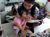 TP.HCM: Thanh niên xông vào cửa hàng kẹp cổ, dùng dao đâm nhân viên để cướp tiền