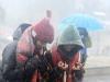 Tin gió mùa đông bắc: Hà Nội mưa rào gió rét, Sa Pa chuyển rét hại