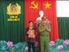 Thiếu úy tử vong do ngộ độc ma túy được thăng cấp hàm
