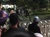 Giang hồ truy sát kinh hoàng trong bệnh viện, cảnh sát nổ súng trấn áp