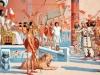 'Đám cưới thế kỉ' lớn nhất Ai Cập cổ đại: Kỳ quái, rộn ràng nhưng cũng đầy chua xót của nàng dâu xứ lạ