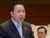 ĐBQH Lưu Bình Nhưỡng: 'Số liệu về công an không phải tôi nghĩ ra'