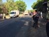 Xe quân sự va chạm với xe đông lạnh, 2 quân nhân tử vong