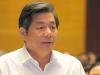 Kỷ luật khiển trách nguyên Bộ trưởng Kế hoạch Đầu tư Bùi Quang Vinh