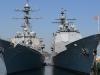 Loạt tàu Mỹ qua eo biển Đài Loan và động thái bất thường của Bắc Kinh
