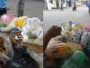 Hà Nội: Bé trai 4 tháng tuổi bị người thân bỏ lại trong thùng rác giữa phố