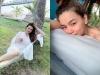 Nhan sắc 'lên hương' của Hồ Ngọc Hà sau chuyến nghỉ dưỡng cùng Kim Lý