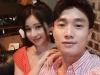 Quốc Trường lộ ảnh tình cảm bên vợ cũ Hồ Quang Hiếu