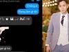 Ngô Kiến Huy nhận tin nhắn gạ gẫm, không ngại công khai danh tính