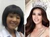 Lộ ảnh quá khứ thời niềng răng của tân Hoa hậu Hoàn Vũ Khánh Vân, nhan sắc bất ngờ