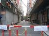 Phong tỏa hẻm khu 'phố Tây' Bùi Viện có khách nhiễm Covid-19