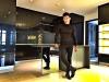 Cận cảnh căn hộ hơn 5 tỷ đồng choáng ngợp của Lương Bằng Quang