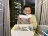 Trấn Thành, Hari Won 'chơi lớn' đập hộp hàng hiệu trăm triệu đầu năm mới