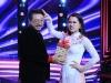 Lâm Vỹ Dạ 'dằn mặt' tật mê gái của Hứa Minh Đạt trên sóng truyền hình