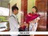 Sau bộ mặt tiu nghỉu, vợ Phan Văn Đức nhận quà siêu to ngày Valentine