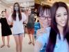Hoa hậu Khánh Vân cùng ba mẹ hưởng ứng trào lưu 'Ghen Cô Vy' để phòng dịch