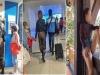 Danh tính bà mẹ mặc quần xuyên thấu lộ vòng 3 giữa sân bay khiến nhiều người ngã ngửa