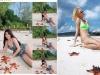 Vụ sao biển bị phơi khô ở Phú Quốc: Thêm nhiều hình ảnh tội lỗi của du khách, có cả hot girl nổi tiếng
