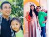 Hình ảnh MC Quyền Linh nhỏ bé bên con gái: Ai rồi cũng phải lớn chỉ có bố mẹ là già đi