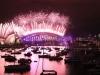 Mãn nhãn với màn pháo hoa của một trong số những quốc gia đón năm mới sớm nhất thế giới