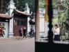 Cô gái lên chùa Hà thắp hương thì gặp bạn trai 'vừa chia tay' cùng 'người ấy' tay trong tay