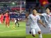 Cầu thủ Singapore giở trò ăn gian nhưng bị Đức Chinh phát hiện