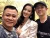 NSND Tự Long chụp ảnh cùng vợ chồng Đông Nhi - Ông Cao Thắng, dân tình đồng thanh réo tên nhân vật này
