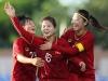 Tuyển nữ Việt Nam chia điểm với Thái Lan trong trận ra quân tại SEA Games 30