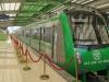 Tàu đường sắt Cát Linh - Hà Đông được cấp đăng kiểm tạm thời để chạy thử