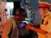 Sáng 30 Tết, CSGT xử phạt 320 tài xế vi phạm nồng độ cồn