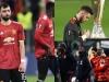 Bruno Fernandes bật khóc nức nở, David De Gea thất thần sau khi đá bay cúp Europa League cùng M.U