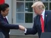 Trump chính thức là vị khách nước ngoài đầu tiên của tân Nhật hoàng
