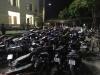 Bắt 200 xe máy 'đi bão' sau trận Việt Nam - Campuchia