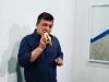 Ăn quả chuối 120.000 USD tại triển lãm, người đàn ông nhất định không xin lỗi
